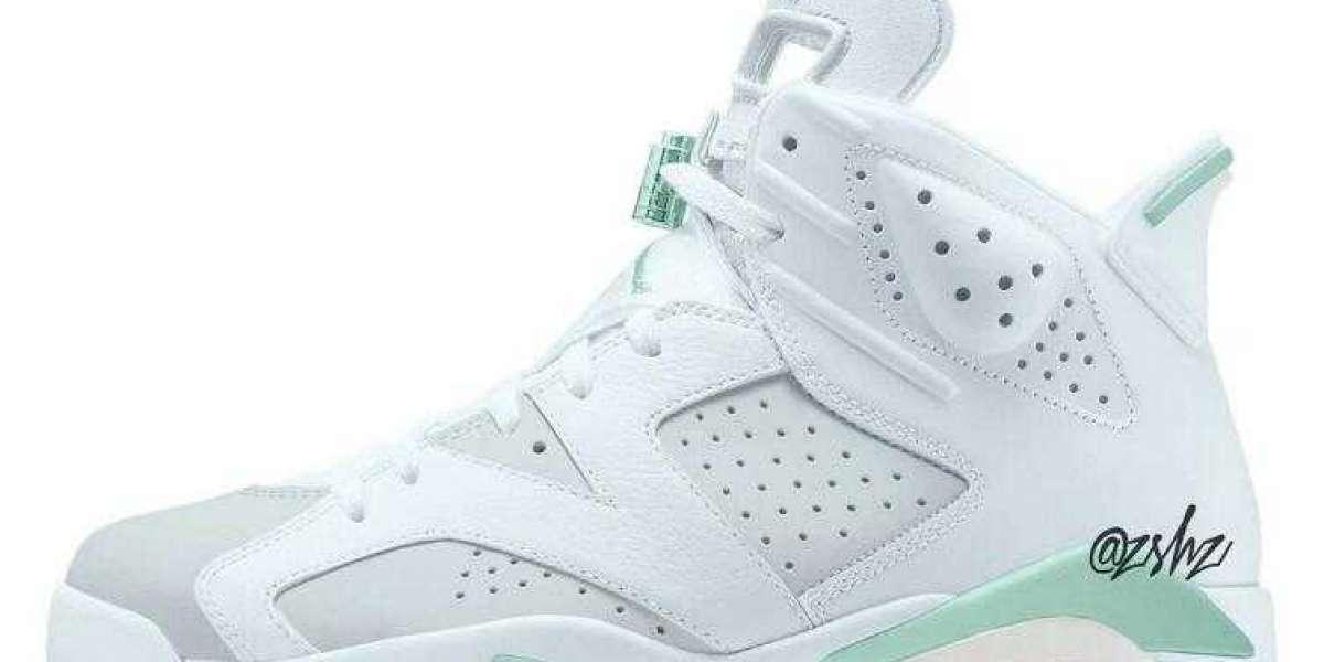 Air Jordan 6 Mint Foam Set to Arrival on March 2022