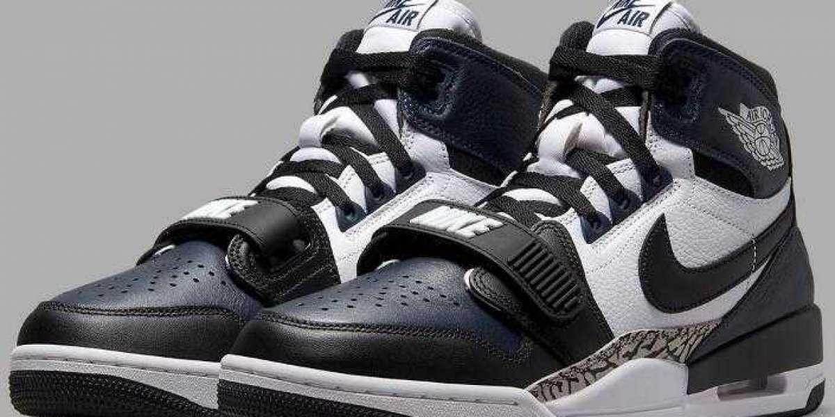 The Black White DO7441-401 Jordan Legacy 312 Is Back