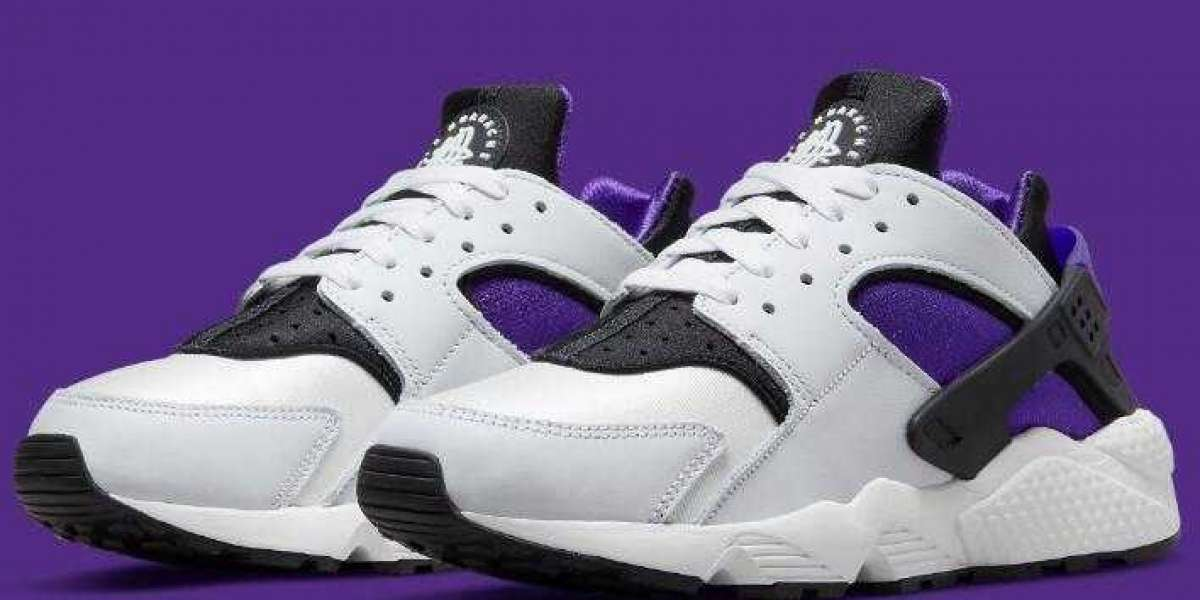 Popular Sale Nike Air Huarache Purple Punch to Debut Soon